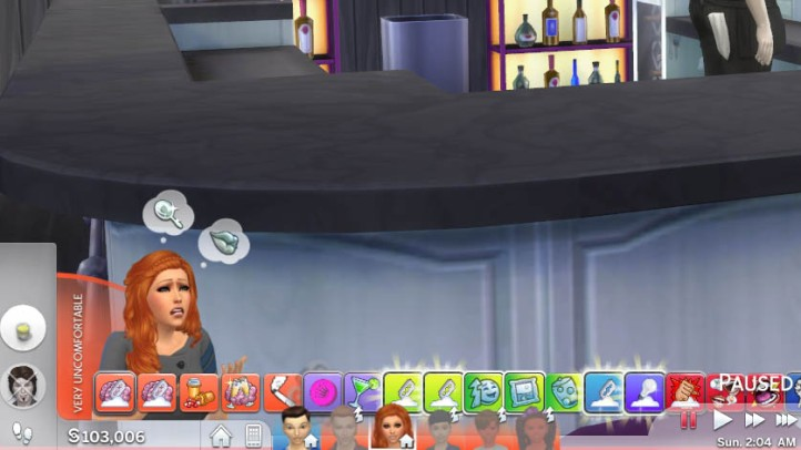I made my sim addicted to everything and here's what happened